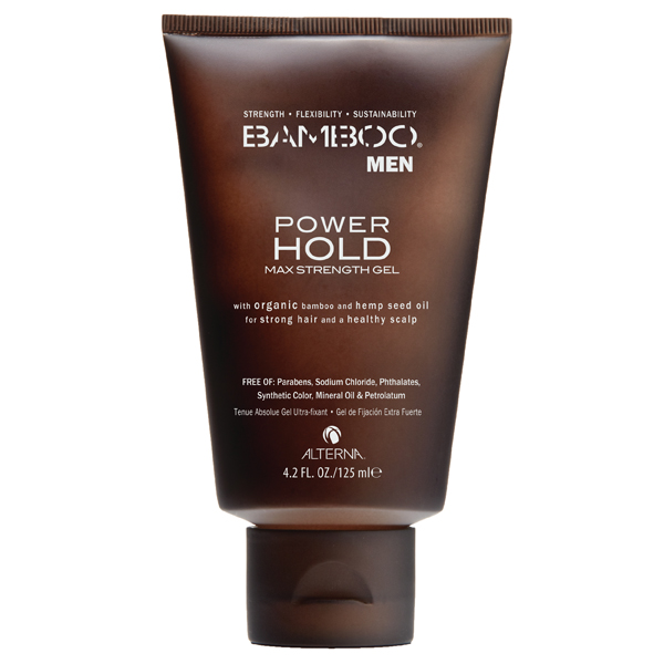 Купить Alterna Bamboo Men Power Hold Max Strength Gel