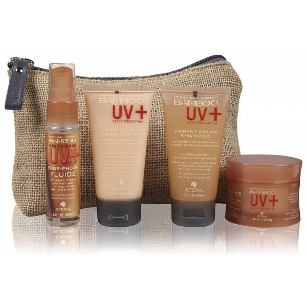 Купить Alterna Bamboo UV+ Color Protection On-the-Go Travel Kit