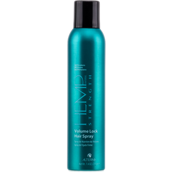 Купить Alterna Hemp Natural Strength Volume Lock Hair Spray