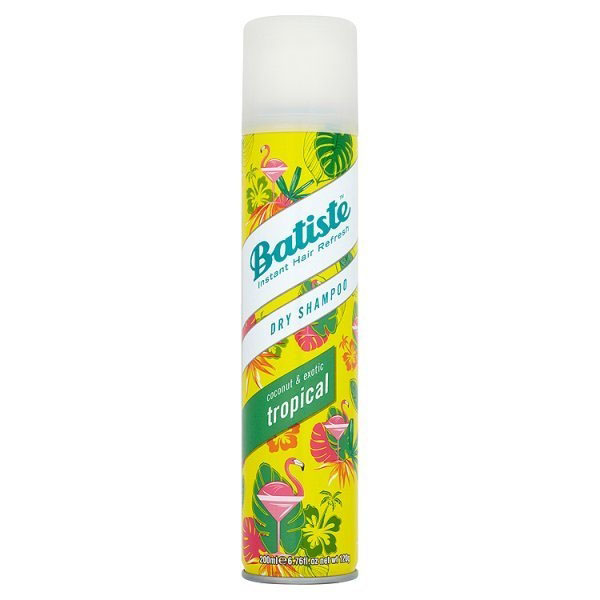 Купить Batiste Dry Shampoo Coconut & Exotic Tropical Киев, Украина