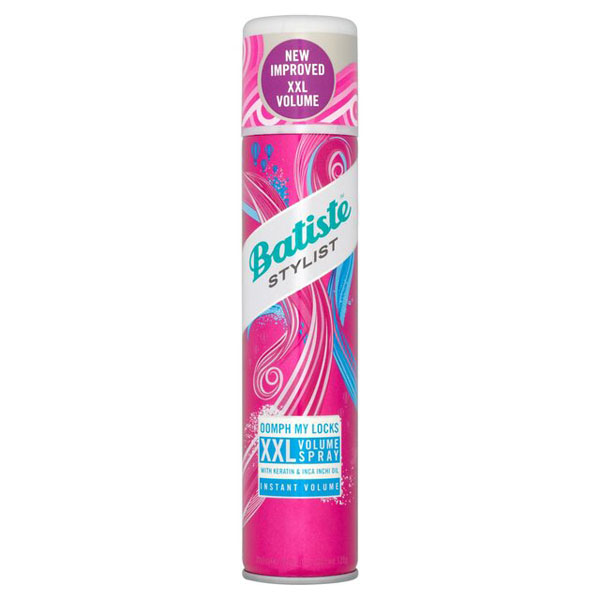 Купить Batiste Stylist Oomph My Locks XXL Spray Киев, Украина