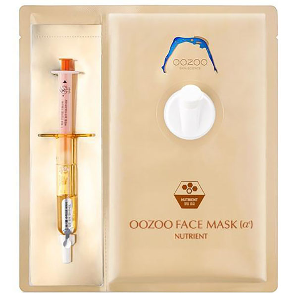 Купить THE OOZOO Face Injection Mask Nutrient Киев, Украина