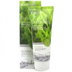 Купить 3W Clinic Moisture Peeling Gel Green Tea Киев, Украина