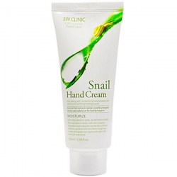 Купить 3W Clinic Moisturizing Hand Cream Snail Киев, Украина