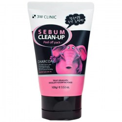 Купить 3W Clinic Sebum Clean-Up Peel Off Pack Киев, Украниа