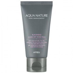 Купить A'pieu Aqua Nature Blackhead Clean-Off Nose Pack Киев, Украина