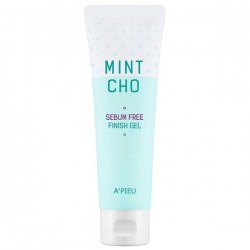 Купить A'pieu Mint Cho Sebum Free Finish Gel Киев, Украина