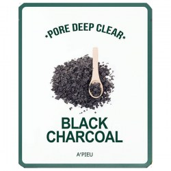 Купить A'pieu Pore Deep Clear Black Charcoal Mask Киев, Украина