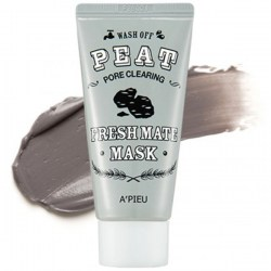 Купить A'pieu Wash Off Peat Pore Clearing Fresh Mate Mask Киев, Украина