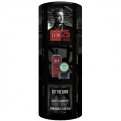 Купить American Crew Get The Look Daily Shampoo Forming Cream Gift Set Киев, Украина