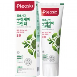 Купить зубную пасту Amore Pacific Pleasia Kids Toothpaste Green Tea