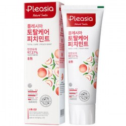 Купить зубную пасту Amore Pacific Pleasia Peach Mint Toothpaste