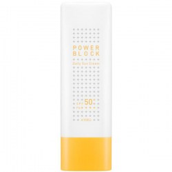 Купить A'pieu Power Block Essence Sun Cream SPF50+/ PA++++ Киев, Украина