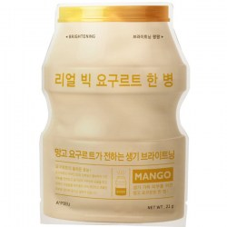 Купить A'pieu Real Big Yogurt One Bottle Mask Mango Киев, Украина