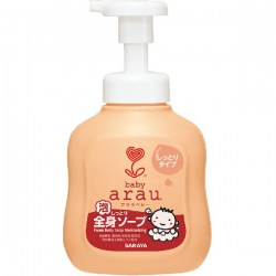 Купить Arau Baby Foam Body Soap Moisturizing Киев, Укриана