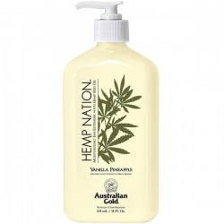 Купить Australian Gold Hemp Nation White Vanilla Pineapple Body Lotion 535 ml Киев, Украина