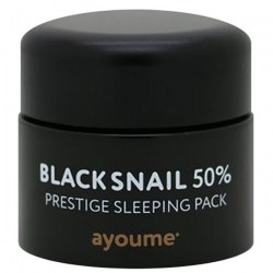 Купить Ayoume Black Snail 50% Prestige Sleeping Pack Киев, Украина
