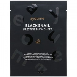 Купить Ayoume Black Snail Prestige Mask Sheet Киев, Украина