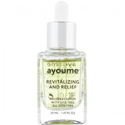 Купить Ayoume Revitalizing And Relief Recovery Serum With Vita Tree Киев, Украина