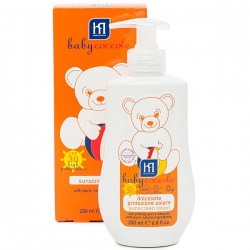 Купить Babycoccole Sunscreen Lotion High Protection SPF30 Киев, Украина