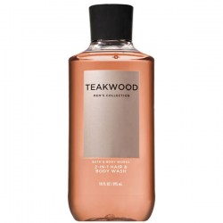 Купить Bath and Body Works 2-in-1 Hair & Body Wash Teakwood Киев, Украина