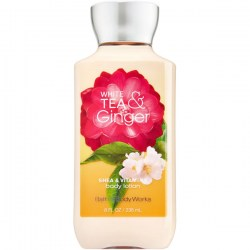 Купить Bath and Body Works Body Lotion White Tea & Ginger Киев, Украина