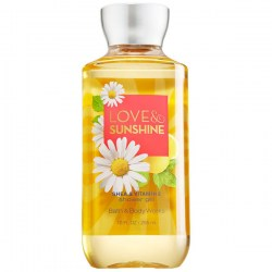 Купить Bath and Body Works Shower Gel Love & Sunshine Киев, Украина
