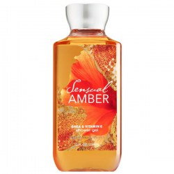 Купить Bath and Body Works Shower Gel Sensual Amber Киев, Украина