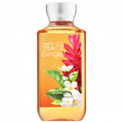 Купить Bath and Body Works Shower Gel White Tea Ginger Киев, Украина
