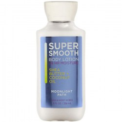 Купить Bath and Body Works Super Smooth Body Lotion Shea Butter + Coconut Oil Moonlight Path Киев, Украина