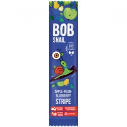 Купить Bob Snail Stripe Apple Pear Blueberry Киев, Украина