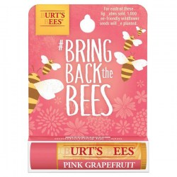 Купить Burt's Bees Bring Back the Bees Pink Grapefruit Lip Balm Киев, Украина