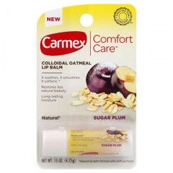 Купить Carmex Comfort Care Colloidal Oatmeal Lip Balm Sugar Plum Stick Киев, Украина