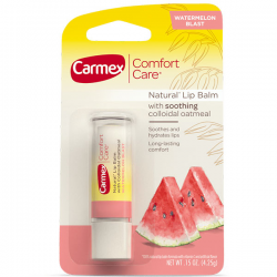Купить Carmex Comfort Care Colloidal Oatmeal Lip Balm Watermelon Blast Stick Киев, Украина