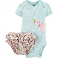 Купить Carter's Dog Bodysuit & Diaper Cover Set Киев, Украина