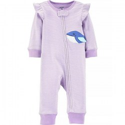 Купить Carter's Whale Zip-Up Footless Sleep & Play Киев, Украина