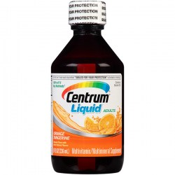 Купить Centrum Liquid Adult Multivitamin Liquid, Orange Tangerine Flavor Киев, Украина