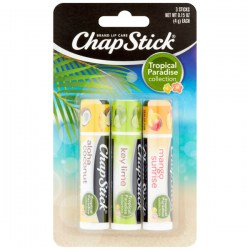 Купить ChapStick Tropical Paradise Collection Lip Balm Киев, Украина