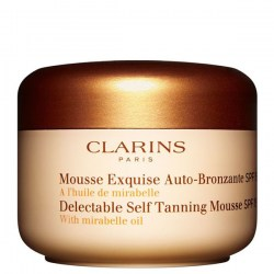Купить Clarins Delectable Self Tanning Mousse SPF15 Киев, Украина