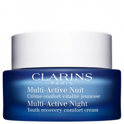 Купить Clarins Multi-Active Night Youth Recovery Comfort Cream Normal Dry Skin Киев, Украина