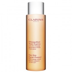 Купить Clarins One-Step Facial Cleanser With Orange Extract Киев, Украина