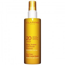 Купить Clarins Sun Care Milk-Lotion Spray SPF20 Киев, Украина