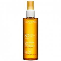 Купить Clarins Sunscreen Care Oil Spray SPF30 Киев, Украина