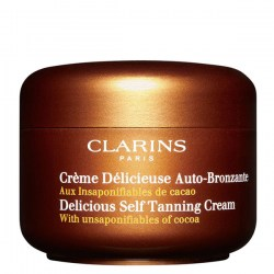 Купить Clarins Delicious Self Tanning Cream Киев, Украина