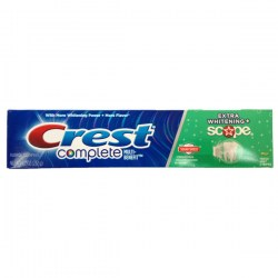 Купить Crest Complete Multi-Benefit Toothpaste Extra Whitening Plus Scope Fresh Mint Киев, Украина