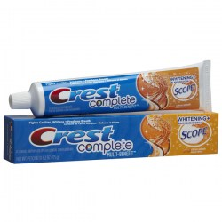 Купить Crest Complete Multi-Benefit Whitening Scope Toothpaste Citrus Splash