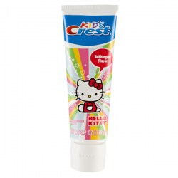 Купить Crest Kids Hello Kitty Toothpaste Bubble Gum