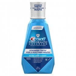 Купить Crest Pro-Health Advanced with Extra Deep Clean Mouthwash Киев, Украина
