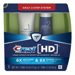 Купить Crest Pro-Health HD Daily Two-Step Toothpaste System