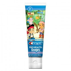 Купить Crest Pro-Health Stages Kids Jake and the Never Land Pirates Toothpaste